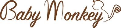 baby monkey logo