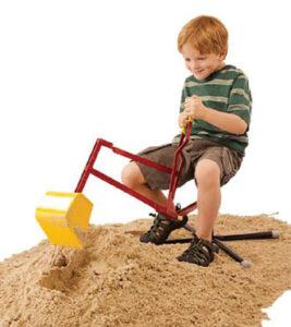 scavatore manuale