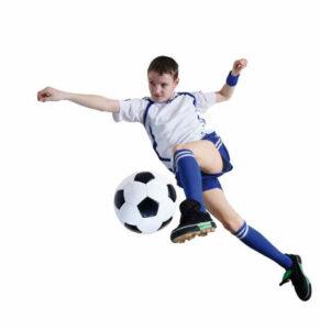 sport calcio bambino